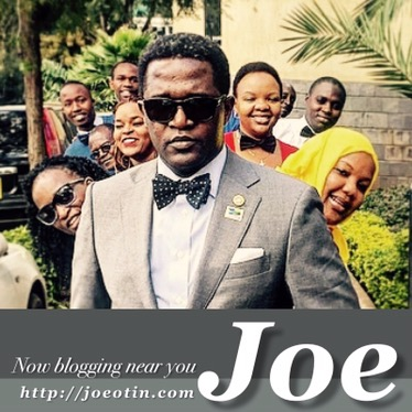 New Blog Alert! Joe Otin on Advertising
