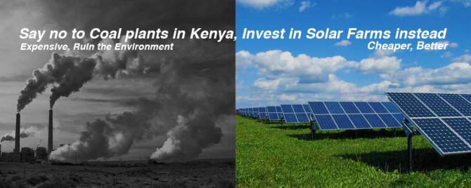 Why I oppose the Coal Plant in Lamu (and everywhere else in the world)